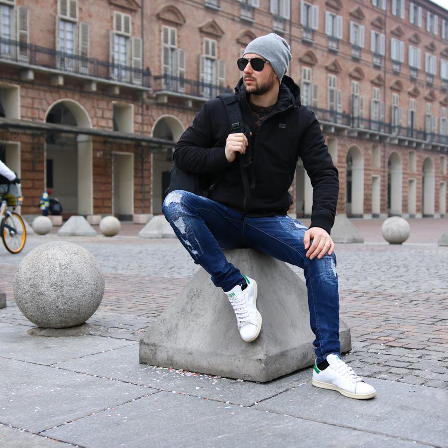 Outfit uomo casual: idea look per la città in inverno - Yuri ...